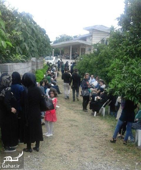 423933950 55640 5208696750107403679 گزارش و عکسهای مراسم تشییع حبیب محبیان