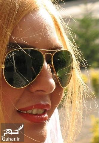 63554 یکی از بازیگران زن ایران مدل آرایشی شد + عکس