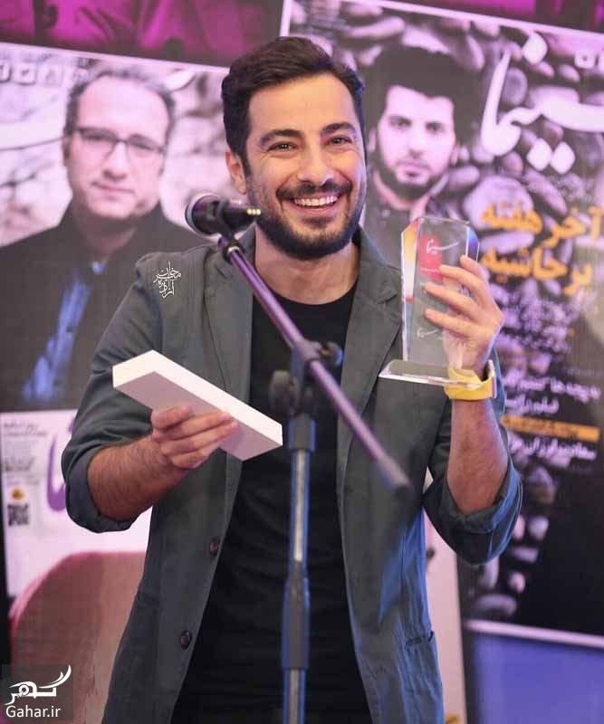 7526116 1465293950 نوید محمدزاده بهترین بازیگر مرد شد / واکنش پیمان معادی