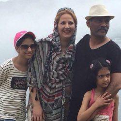 عکس: بازیگران و همسرانشان و فرزندانشان در اینستاگرام