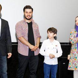 عکس های بازیگران در اکران خصوصی فیلم زاپاس