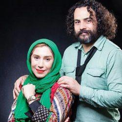 گفتگو با نسیم ادبی و همسرش + بیوگرافی نسیم ادبی (بازیگر شهرزاد)