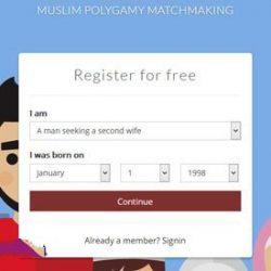 راه اندازی سایت همسر دوم یابی در انگلیس و ثبت نام ایرانیان