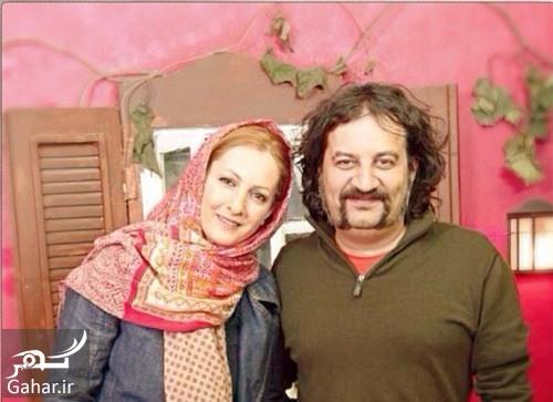 mehrab ghasemkhani 55 مهراب قاسم خانی عزادار شد ؛ عکس