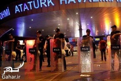 resized 78803 178 در حادثه فرودگاه استانبول 183 نفر کشته و زخمی شدند + عکس و فیلم