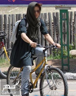 socharkhe dokhtar فتوای عجیب ، نشستن دختران روی زین دوچرخه غیرشرعی است!