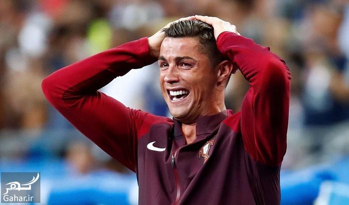 657309 389 پرتغال اشک های کریس رونالدو را به لبخند تبدیل کرد + عکس و فیلم