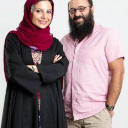 جدیدترین عکس های سولماز غنی و همسرش + بیوگرافی