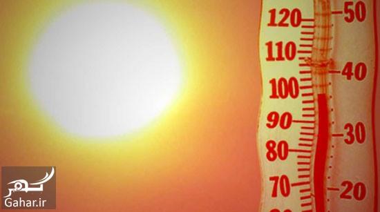 916185 197 اتفاقی که در دمای بالاتر از 40 درجه برای بدن رخ می دهد