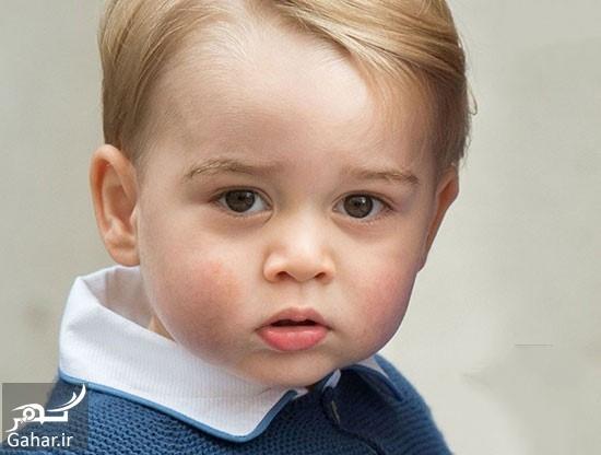 9261721 593 عکس های تولد شاهزاده جرج کمبریج و سه ساله شدنش