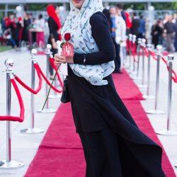 سری جدید عکس های بازیگران در شانزدهمین جشن حافظ سال ۹۵