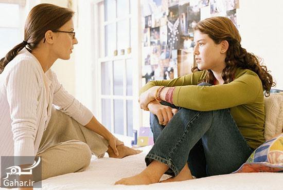 928224 363 مادران چگونه ماجرای قاعدگی را به دخترانشان بگویند؟