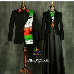 عکس: طرح های پیشنهادی طراحان لباس برای لباس کاروان المپیک