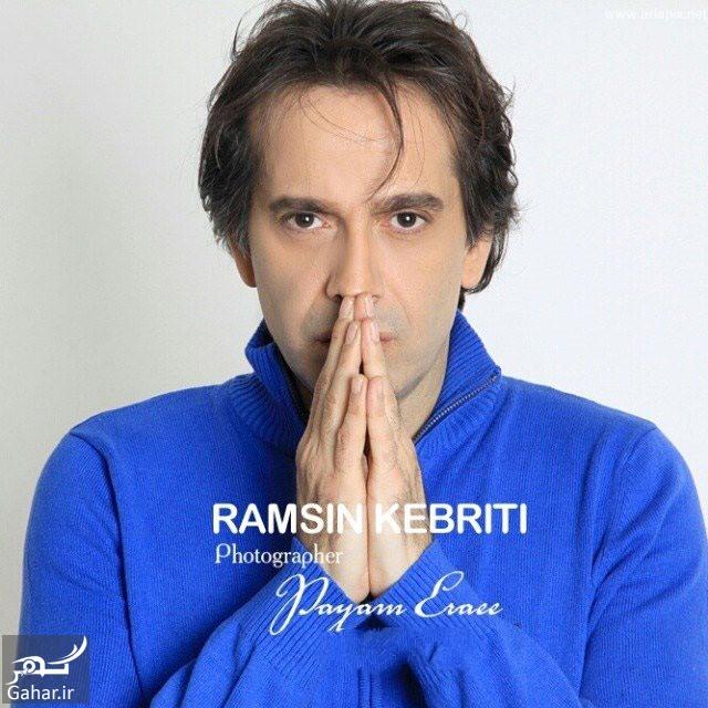 Ramsin Kebriti IMG 02 زندگینامه و بیوگرافی رامسین کبریتی