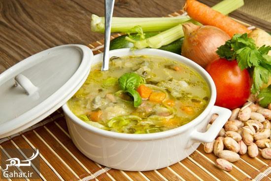 cirbpwoygebdim59rzb آموزش تهیه سوپ مرغ ویژه افطاری