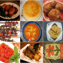 طرز تهیه انواع غذاهای محلی ایلام