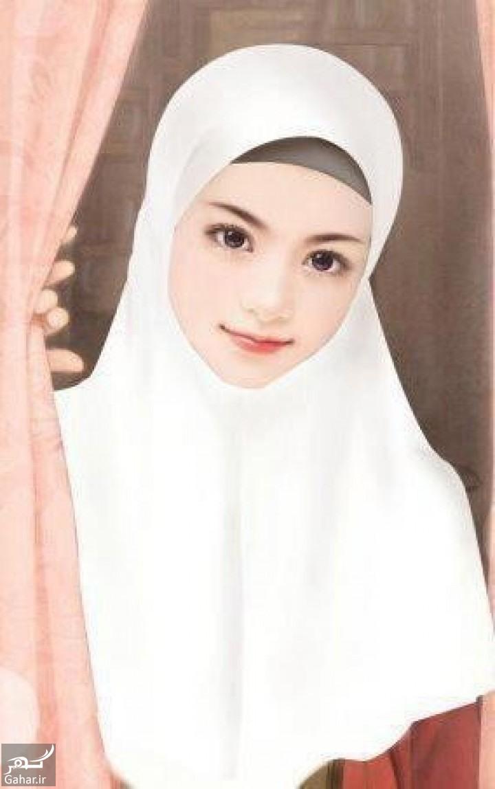 siPxbG 284 2uxzx43l243nnnuwdj16v4 مردان روسری به سر در کمپین نه به حجاب اجباری