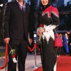 عکس های بازیگران و همسرانشان در شانزدهمین جشن حافظ ۹۵