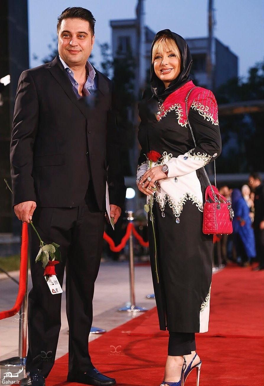 www 2 عکس های بازیگران و همسرانشان در شانزدهمین جشن حافظ 95