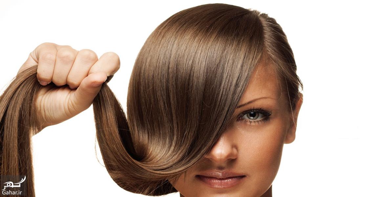 روش های خانگی و طبیعی برای صاف کردن مو, جدید 1400 -گهر