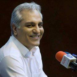 عکس های سیگار کشیدن مهران مدیری در نشست فیلم ساعت ۵ عصر