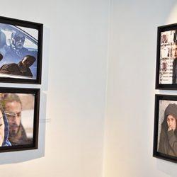 عکس: گلاره عباسی و نوید محمدزاده در نمایشگاه عکس لانتوری