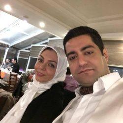 آزاده نامداری عکسی از دست دخترش گندم را منتشر کرد