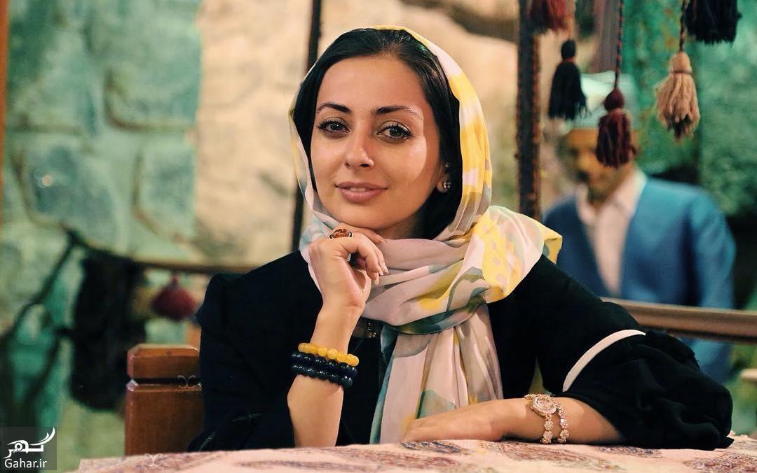 www 4 واکنش تند نفیسه روشن به شایعه کشف حجابش