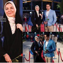 آزاده نامداری مادر شد + عکس و اسم دخترش
