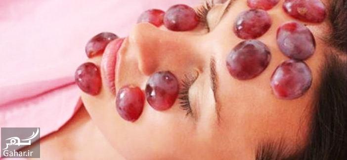 معجزه ماسک انگور برای شفاف شدن پوست, جدید 1400 -گهر