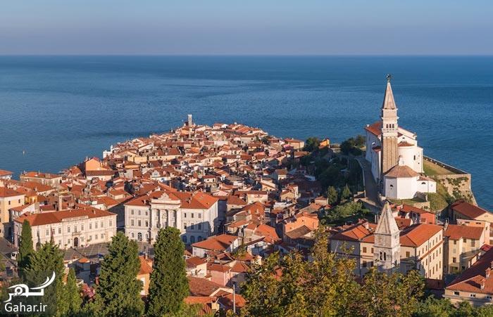 6 piran مکان های دیدنی و جاذبه های گردشگری اسلوونی