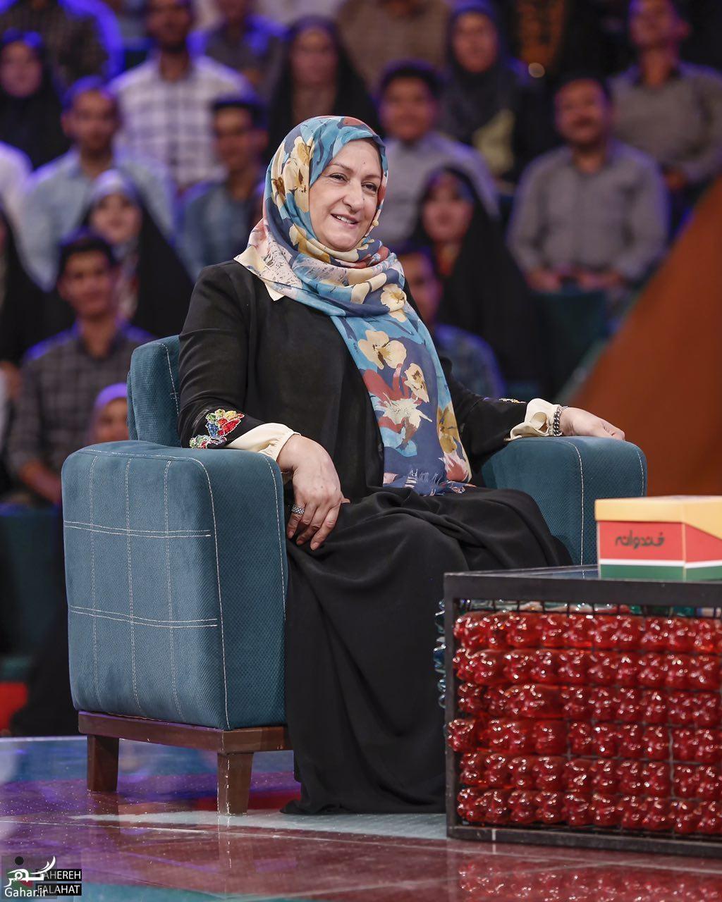 مریم امیر جلالی در خندوانه : مجید یاسر داماد من نیست, جدید 1400 -گهر