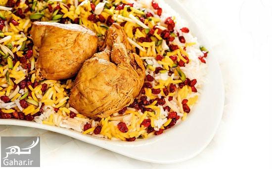 999873 613 انواع روش های پخت زرشک پلو ایرانی
