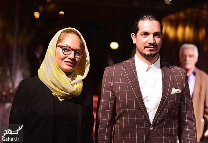اخبار بازداشت یاسین رامین همسر مهناز افشار