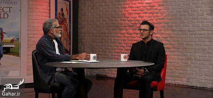 گفتگوی امین حیایی در برنامه هفت که خبرساز شد, جدید 1400 -گهر