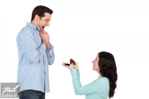 proposing چرا دختران نمی توانند به خواستگاری بروند؟