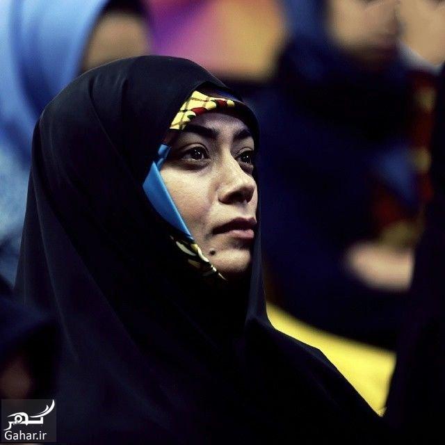 www Funjoo Ir Elham Charkhandeh 94  5 واکنش الهام چرخنده به ادعای خواهران منصوریان