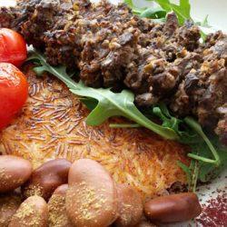طرز تهیه کباب فسنجانی غذای لذیذ و متفاوت