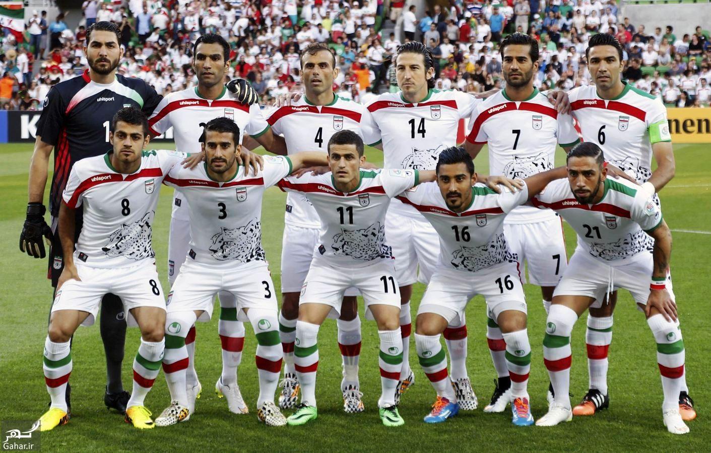 1111 اسامی تیم ملی فوتبال ایران برای بازی در مقابل ازبکستان و کره جنوبی