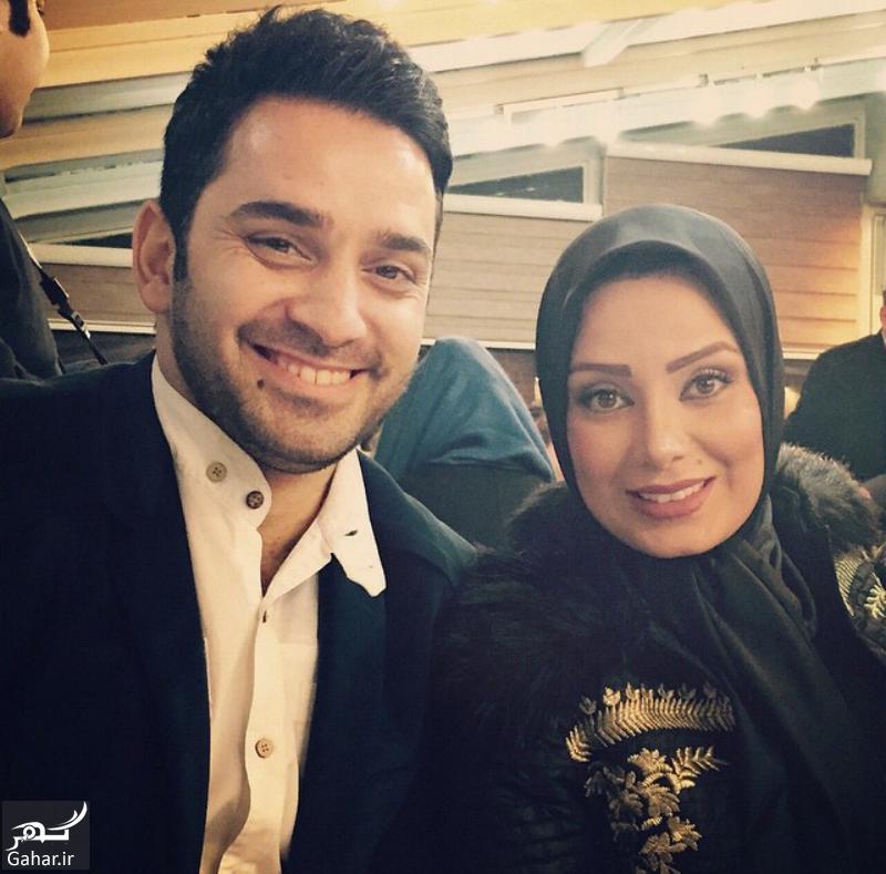 1425115174430423 جدایی فاطمه صباراد و همسرش + علت جدایی از زبان همسرش