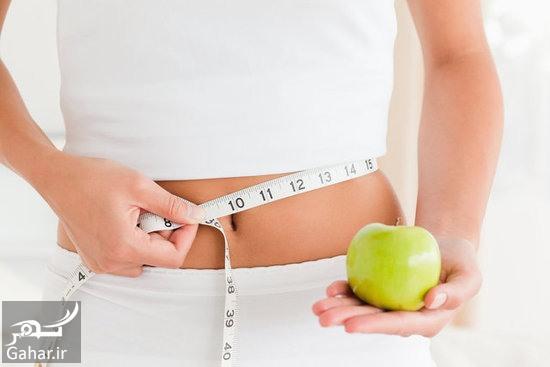 18 1 تکنیک های لاغر کردن شکم برای خانم ها
