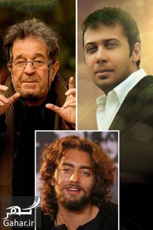 5442306e1b درگیری محسن چاوشی و داریوش مهرجویی : روی چاوشی را کم می کنم