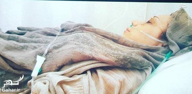 8s3jwyb06qw4zzxdjomq بهنوش بختیاری در بیمارستان بستری شد