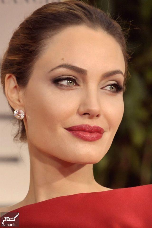 Angelina 03 ماجرای رابطه عاشقانه جدید آنجلینا جولی