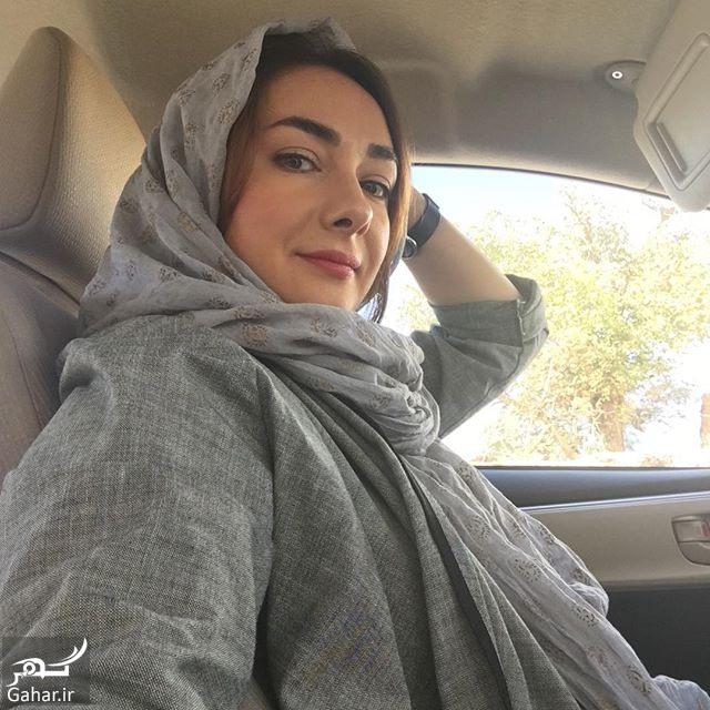 عکس های جدید هانیه توسلی در اینستاگرامش, جدید 1400 -گهر