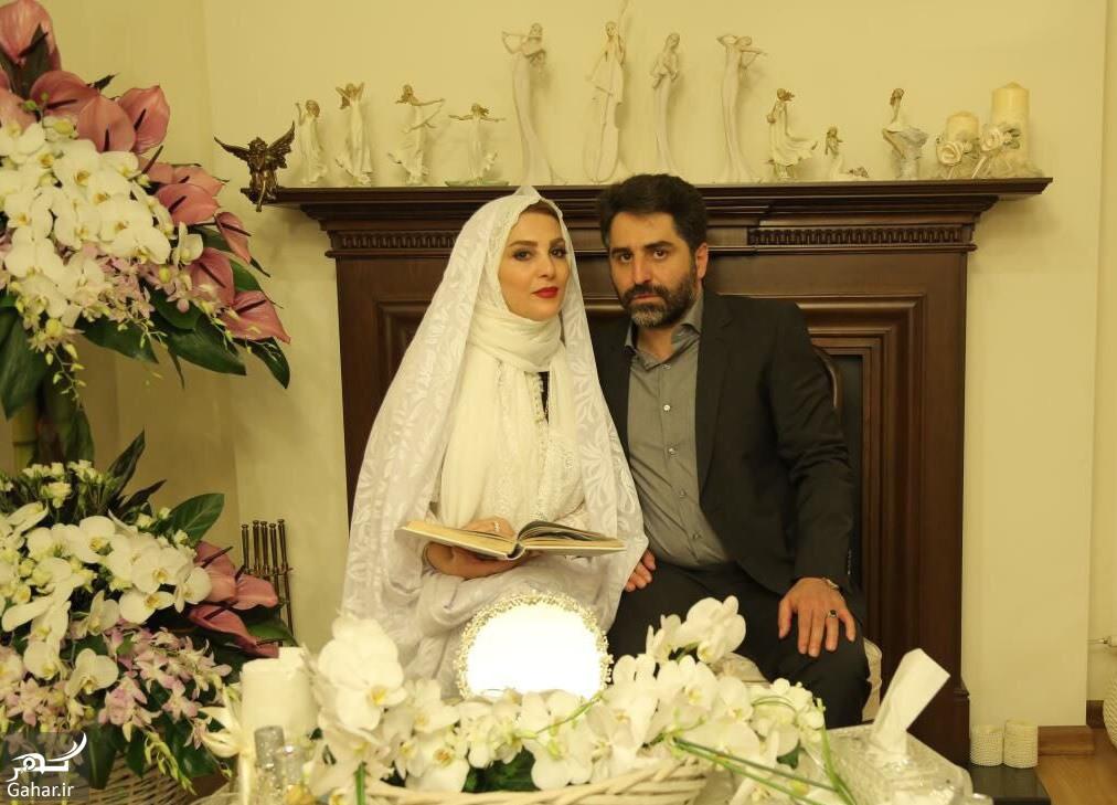 f4qccrdtc16fjijfedm عکس های مراسم عروسی ژیلا صادقی با لباس عروس
