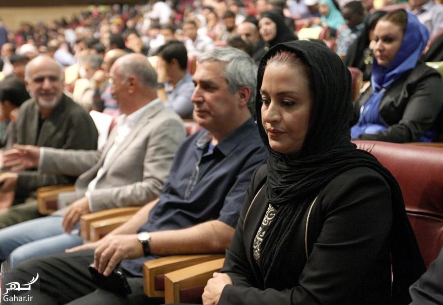 مریلا زارعی و پرویز پرستویی در میان برندگان جشنواره فیلم مقاومت ۹۵, جدید 1400 -گهر