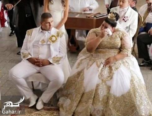married dress 2 عکس لباس عروس 600 میلیونی را ببینید!