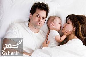 relation ship with newborn باید و نبایدهای رابطه جنسی با حضور بچه