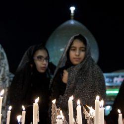 عکس های حضور مردم در شام غریبان سیدالشهدا (ع)